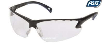 Airsoft Γυαλιά με ρυθμυζόμενα μπράτσα