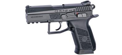 Airsoft ASG CZ75 P07 DUTY 6mm