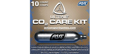 ULTRAIR CO2 Care Kit 9+1
