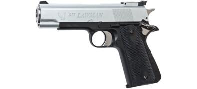 ASG STI LAWMAN Silver 6mm