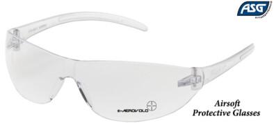 Airsoft Γυαλιά Προστασίας Ασπρα ASG