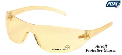 Airsoft Γυαλιά Προστασίας Κίτρινα ASG