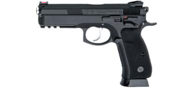 ASG CZ SP01 SHADOW Black 6mm