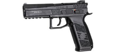 Airsoft ASG CZ P09 Black 6mm
