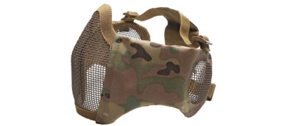 Airsoft Μάσκα ASG Ear Protection Multicam
