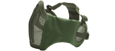 Airsoft Μάσκα ASG Ear Protection ODGreen