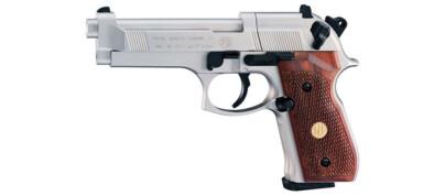 Beretta M92 FS Nickel Wood 4.5mm