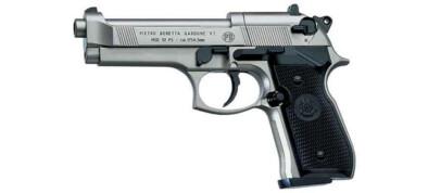 Beretta M92 FS nickel 4.5mm