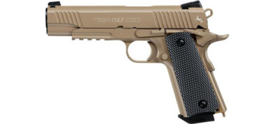 COLT M45 CQBP FDE 4.5mm