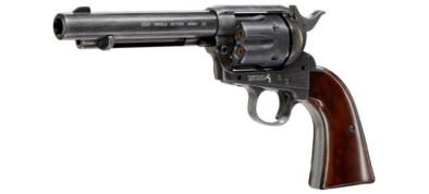 Peacemaker 4.5mm Black