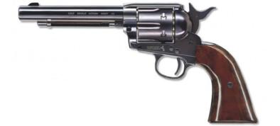 SAA 45 Peacemaker Blued 4.5mm
