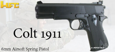 Airsoft Colt 1911 6mm