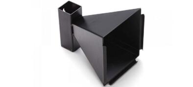 Conical Metallic Pellet Trap
