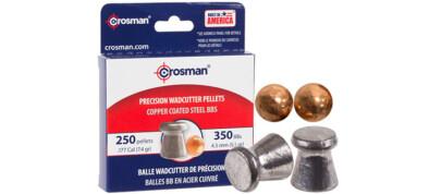 BBs & Pellet Crosman 4.5mm/350BBs-250Pellets