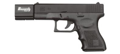 HFC Glock33 BoomingMuzzle 6mm (HA-119BL)