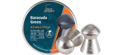 H&N Baracuda Green 4.5mm