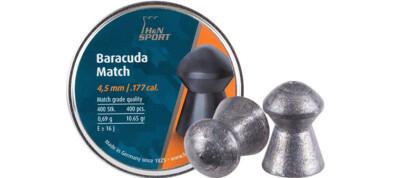 H&N Baracuda Match 4.52mm
