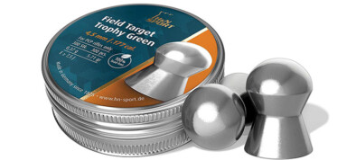 Field Target Trophy Green 4.5mm