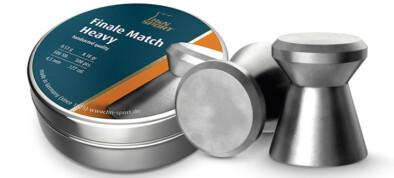 H&N FINALE MATCH HEAVY 4.49mm