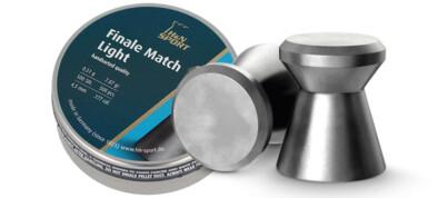 H&N FINALE MATCH LIGHT 4.49mm