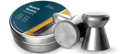 H&N MATCH HEAVY 4.5mm