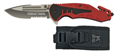 K25 G10 Handle Red (18319)