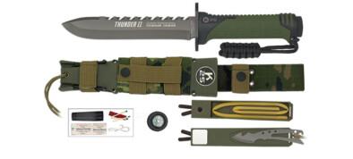 K25 THUNDER II Green ENERGY (32134)