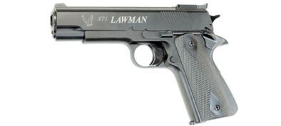 ASG STI LAWMAN Black 6mm