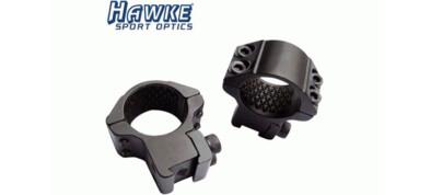 Δαχτυλίδια HAWKE 25mm MEDIUM (9-11)