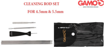 Gamo Cleaning ROD SET 4.5mm 5.5mm