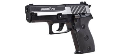 Hammerli P26 Dark Ops 4.5mm