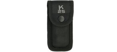 Θήκη Σουγιά K25 Μαύρη 6.5x12cm