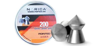 Βολίδες Norica Pointed 6.35mm