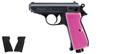 Walther PPK/S PINK EDITION 4.5mm