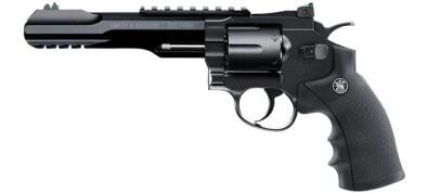 S&W 327 TRR8 Black 4.5mm