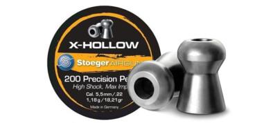 Βολίδες STOEGER X-HOLLOW 5.5mm