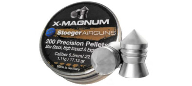 Βολίδες STOEGER X MAGNUM 5.5mm