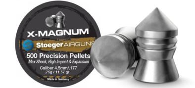 Βολίδες STOEGER X MAGNUM 4.5mm