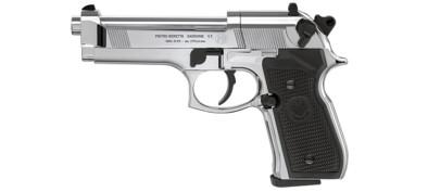 Beretta M92 FS Polished Chrome 4.5mm