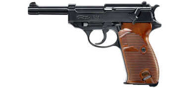 Walther P38 Black 4.5mm
