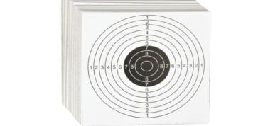 Στόχοι χάρτινοι ASG 14x14cm 100pcs