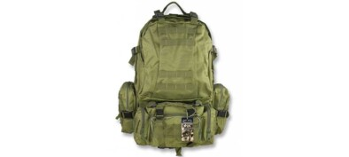 BARBARIC 50L MOLLE GREEN (34881VE)