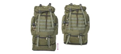 BARBARIC 60L MOLLE GREEN (34936VE)