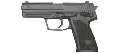 HFC H&K P8 Black 6mm (HA-112B)