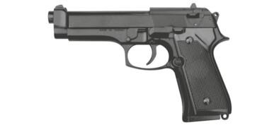 HFC M92F Black 6mm (HA-118B)