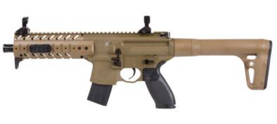 Sig Sauer MPX FDE 4.5mm