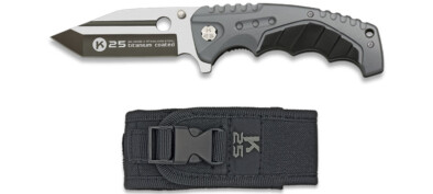 K25 Tactical FOS DropPoint Tanto (18108-A)