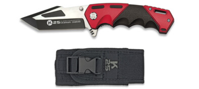 K25 Tactical FOS Tanto RED (18096-A)