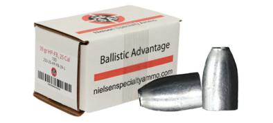 Βολίδες Nielsen Specialty Ammo (NSA) BULLET