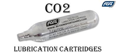 Αμπούλα ASG συντήρησης CO2&OIL